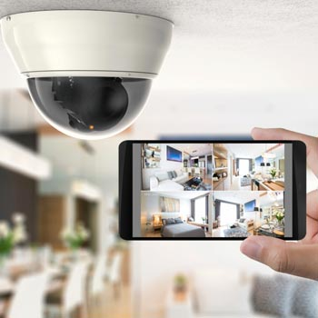 Croeserw home cctv systems