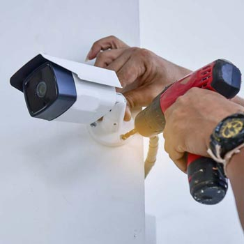 Croeserw business cctv installation costs